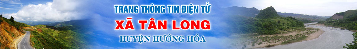 Website xã Tân Long
